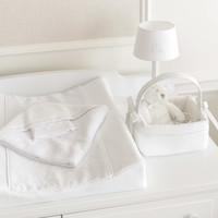 thumb-Cotton White kleine lampenkap geborduurd-2