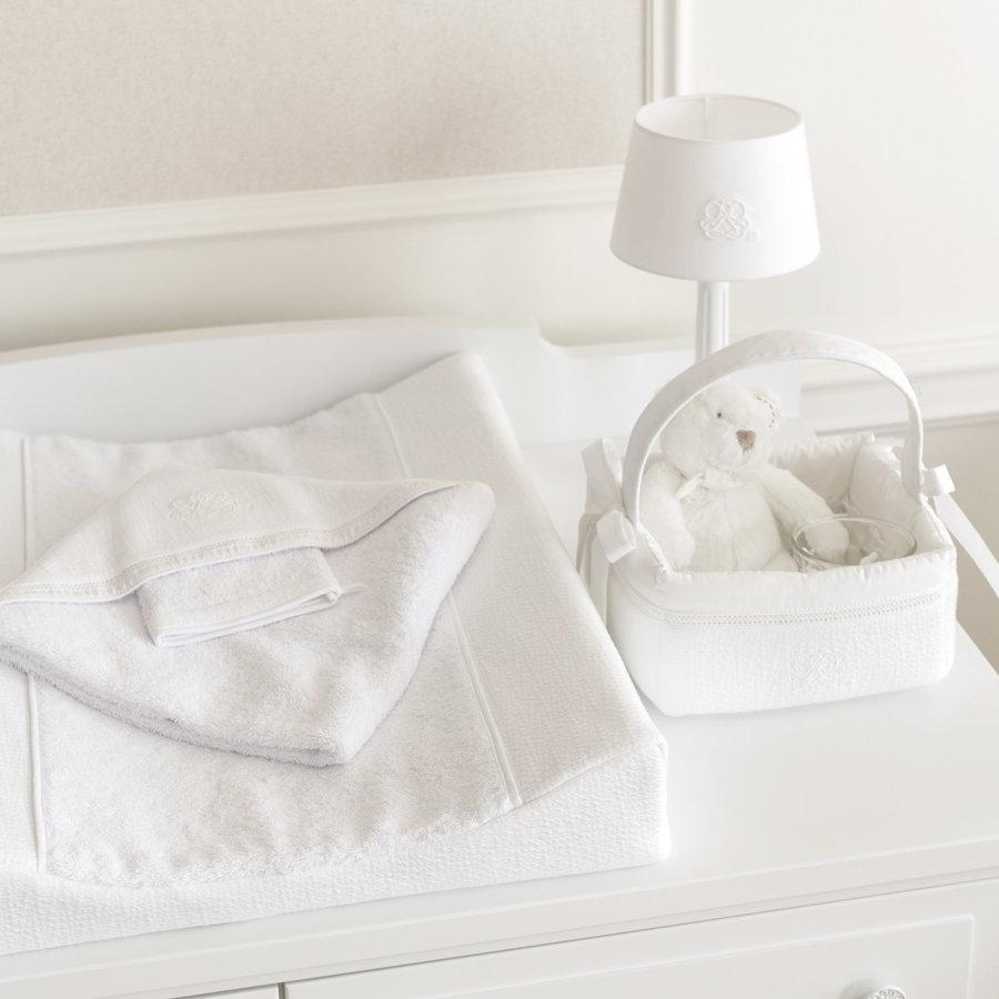 Cotton White kleine lampenkap geborduurd-2
