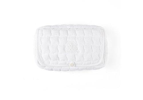 Théophile & Patachou Cotton White reishoes vochtige doekjes - gewatteerd
