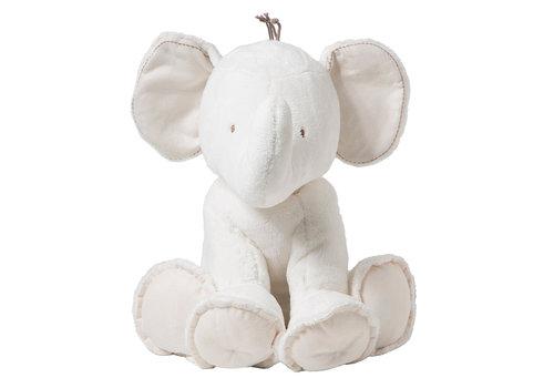 Tartine et Chocolat olifant 25cm - ecru