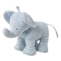 thumb-olifant 25cm - blauw-2