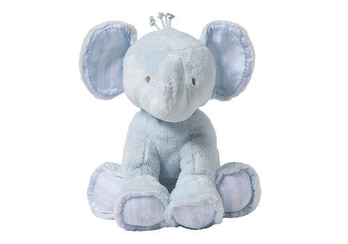 Tartine et Chocolat olifant 25cm - blauw