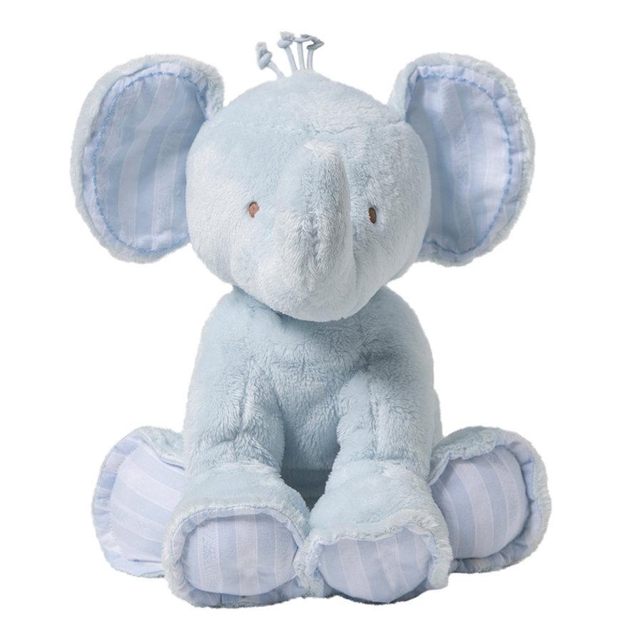 olifant 25cm - blauw-1