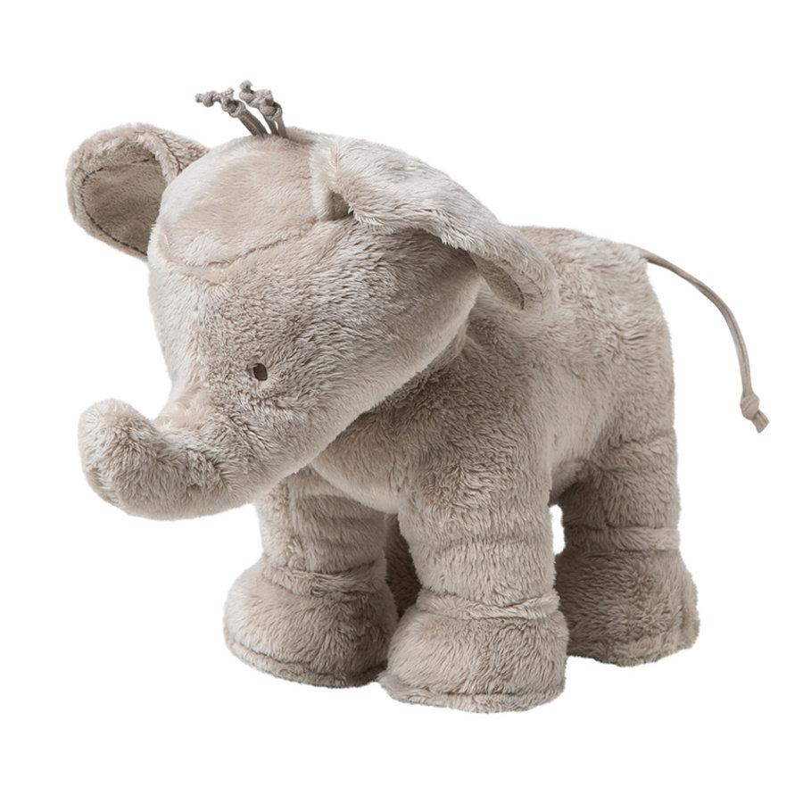 olifant 25cm - taupe-2