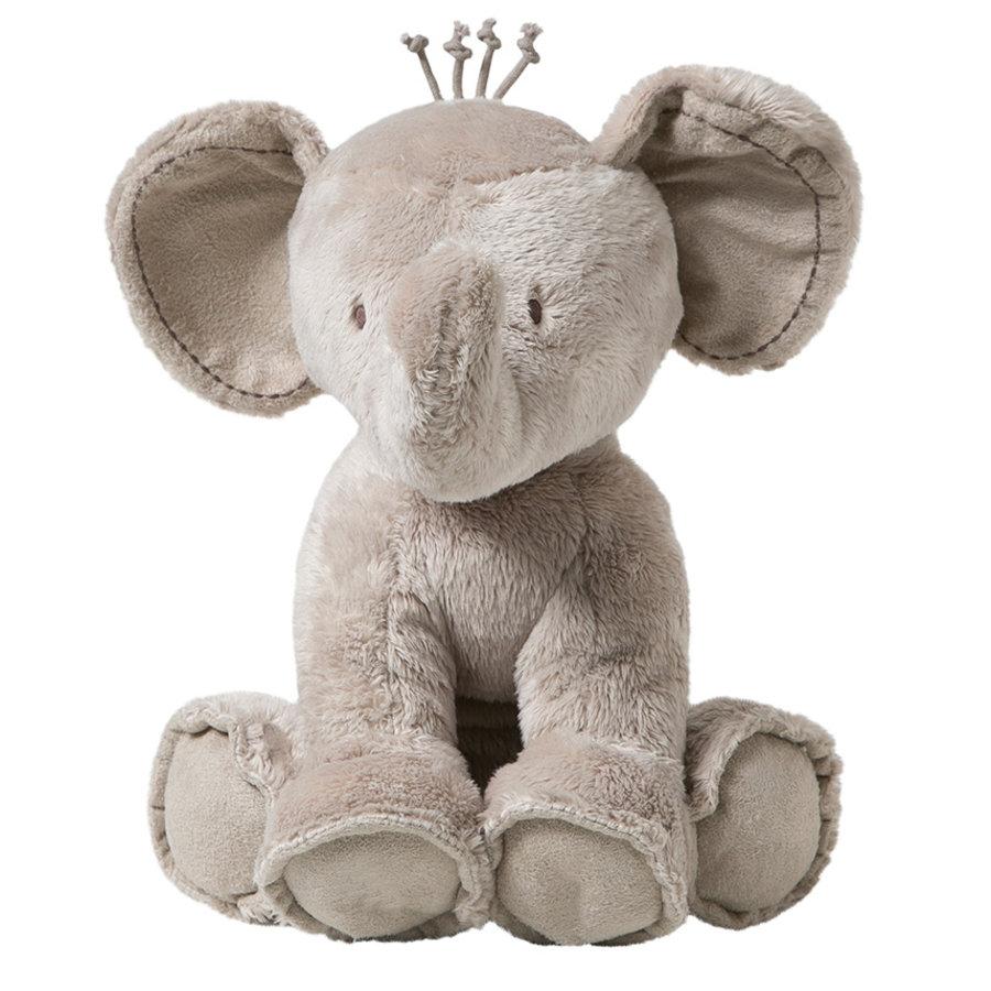 olifant 25cm - taupe-1