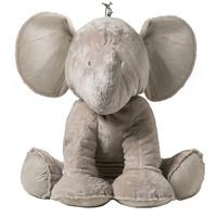 thumb-olifant 60cm - taupe-1