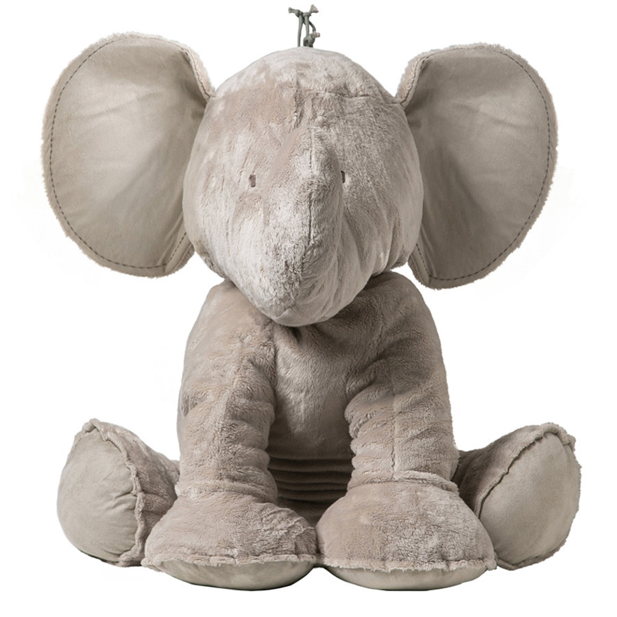 olifant 60cm - taupe-1