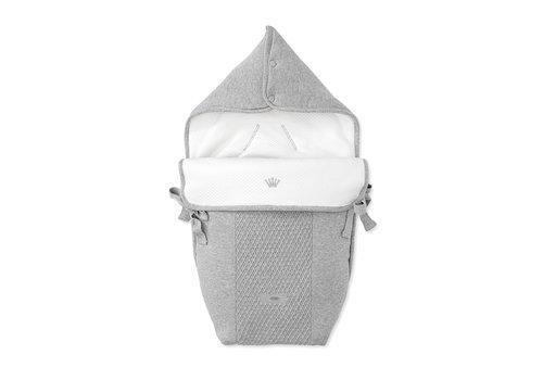 First - My First Collection voetenzak voor autostoel - Moonlight grey
