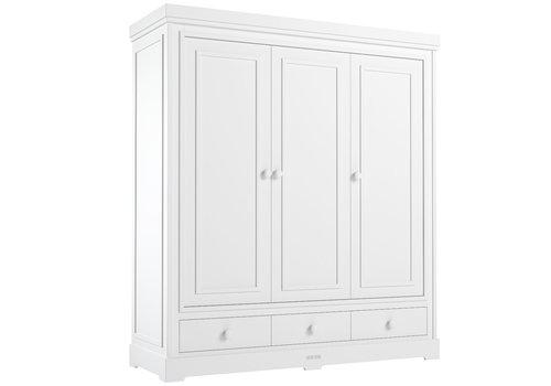 Wood Work linnenkast 3 deuren - Will