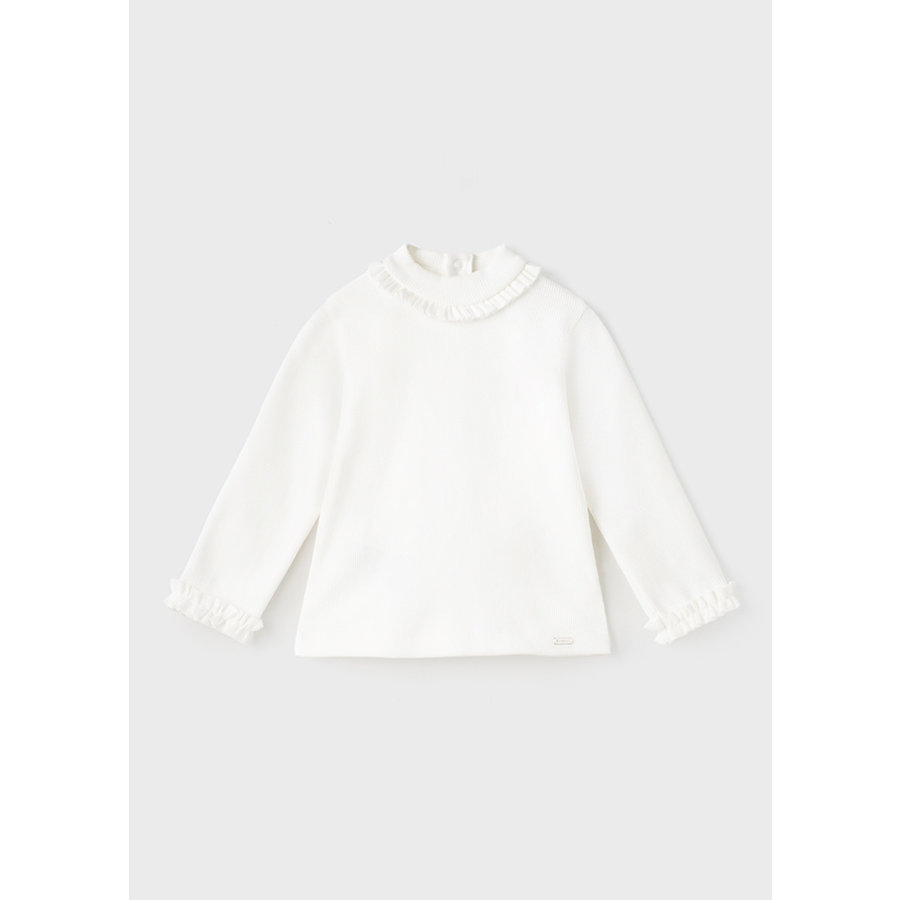 top met ruches - offwhite-1