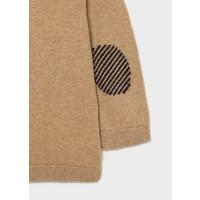 thumb-zachte trui met knopen - beige-3