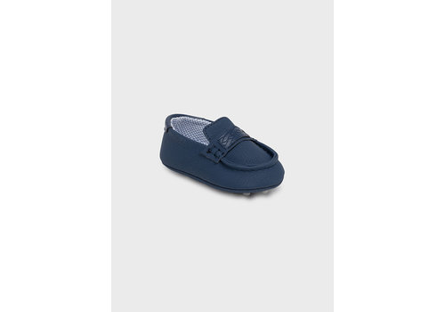 Mayoral baby mocassins - blauw