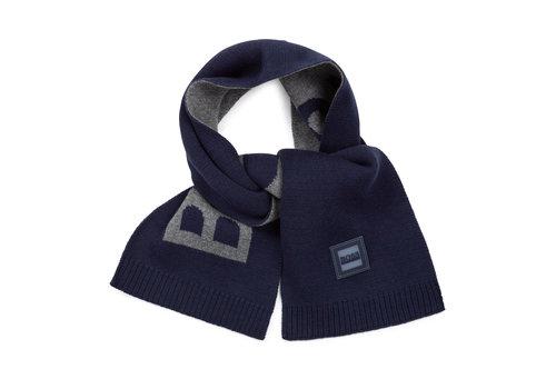 Hugo Boss baby sjaal - blauw