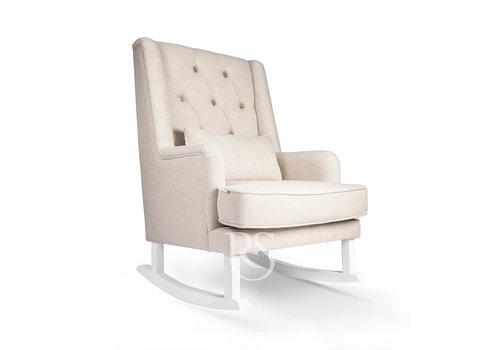 Rocking Seats schommelstoel Royal Rocker - Beige
