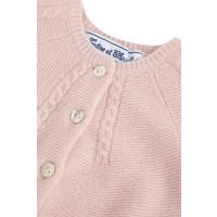 thumb-zacht cashmere vestje - roze-2