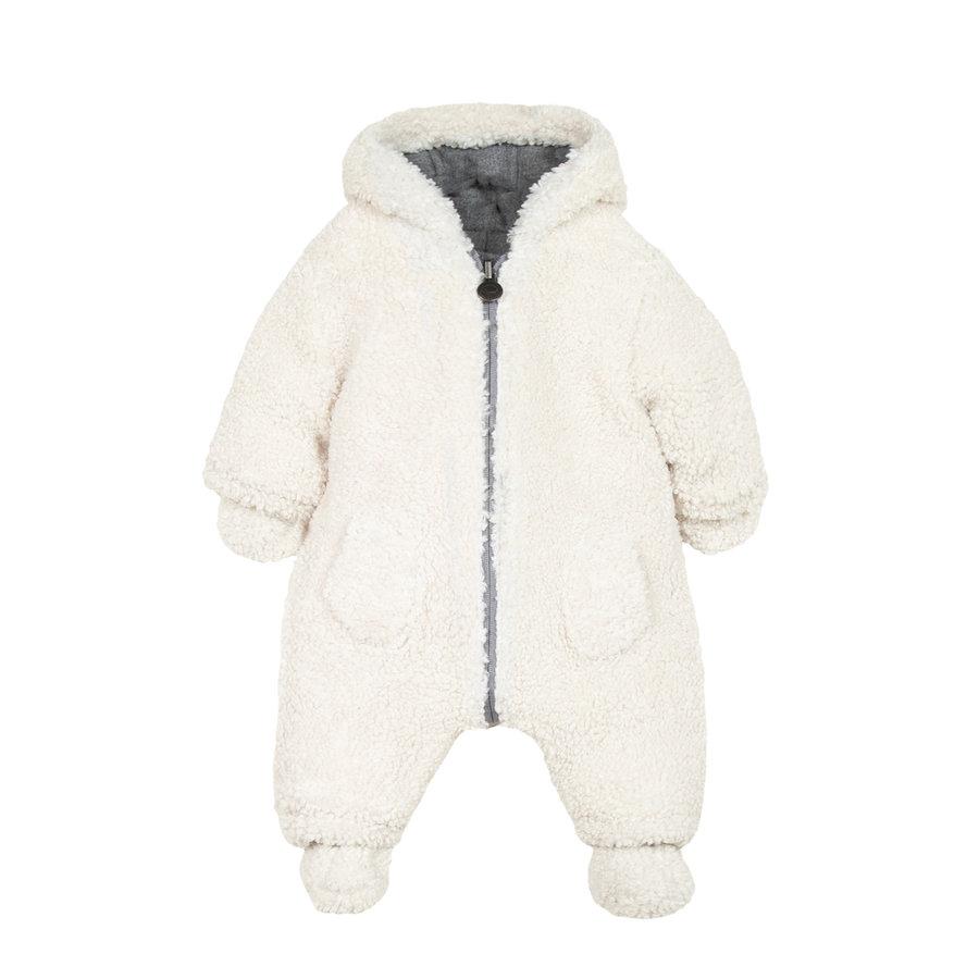 winterpak met teddy voering - grijs-5