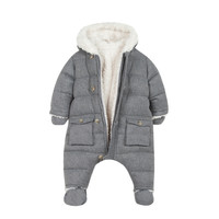 thumb-winterpak met teddy voering - grijs-2