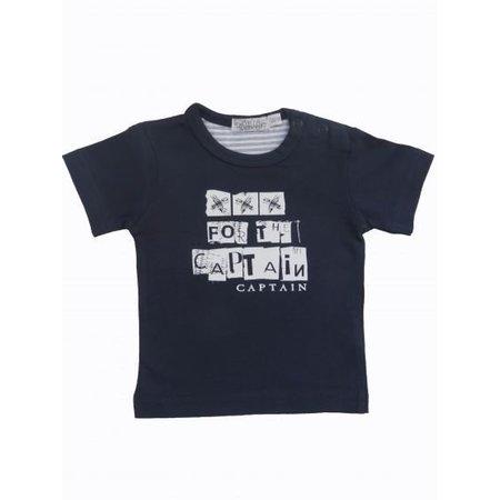 Dirkje Dirkje T-shirt xxx navy