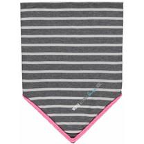 Sjaaltje Kimmy 1 grey melee stripe