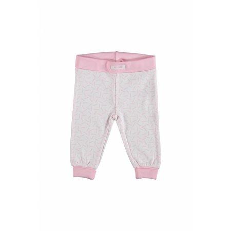Bampidano Bampidano broekje streepjes roze