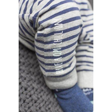 Quapi Quapi sokjes Noan jeans blue