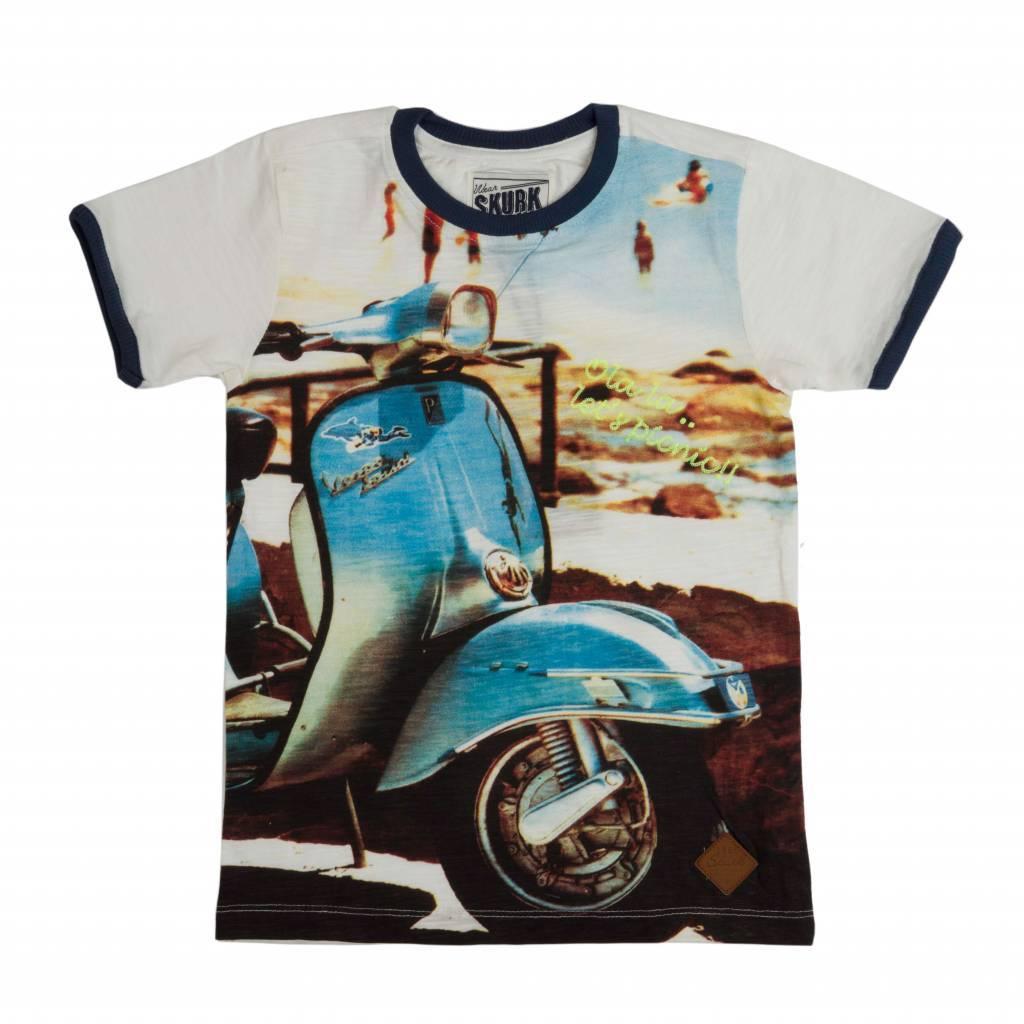 SKURK SKURK T-shirt Tespa