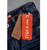 TYGO&vito TYGO&vito skinny fit stretch jeans d.used