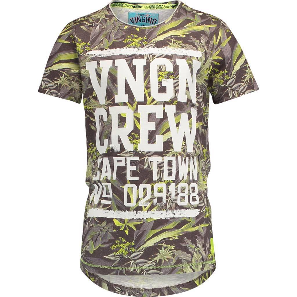 Vingino Vingino T-shirt Hartogi black