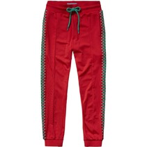 Broek Sia red lollipop