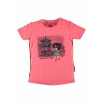 T-shirt chinees tutti frutti