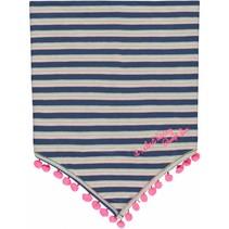Sjaaltje Kimmy 2 navy stripe