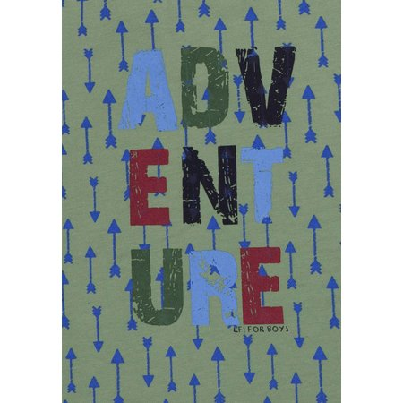 Lief! Lifestyle Lief! T-shirt Adventure green
