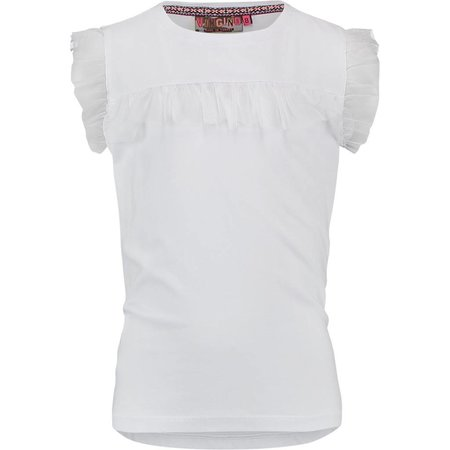 Vingino Vingino T-shirt Idoia real white