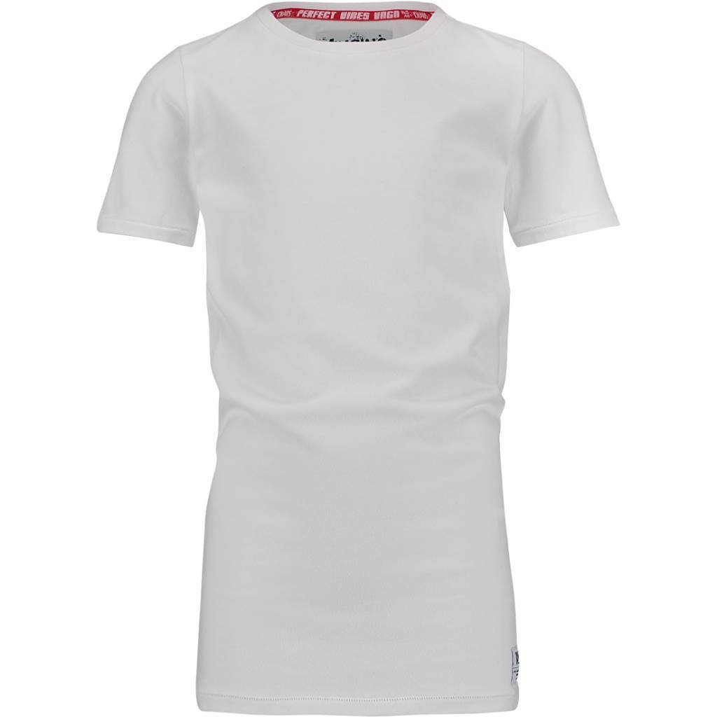 Vingino Vingino T-shirt Hanyi Real  White