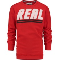 Trui Nuck Flame Red