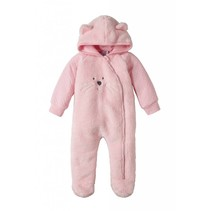Snowsuit light pink