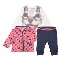 3-delig setje Meow