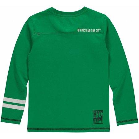 Quapi Quapi longsleeve Lee green
