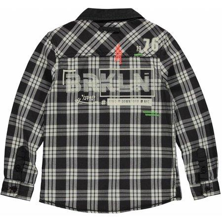 Quapi Quapi blouse Leendert antra check