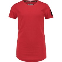 T-shirt Imar lava red