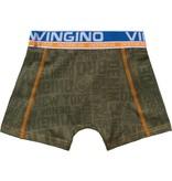 Vingino Vingino boxershort Nyc 2-pack army moss