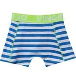 Vingino Vingino boxershorts blue 2-pack ibiza blue