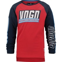 Longsleeve Jurg apple red