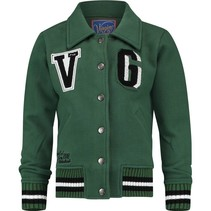 Vest Omilla british green