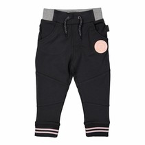 Baby jogging broek dark grey