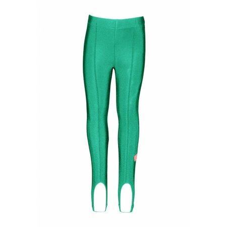 B.Nosy B.Nosy legging met elastiek metallic green