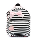 Zebra Trends Zebra Trends rugzak (s) stripes black/ pink