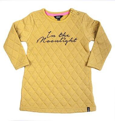 Beebielove Beebielove jurk sweat dress 2 olv
