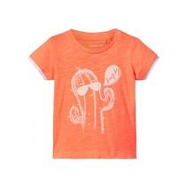 T-shirt Desimon shocking orange