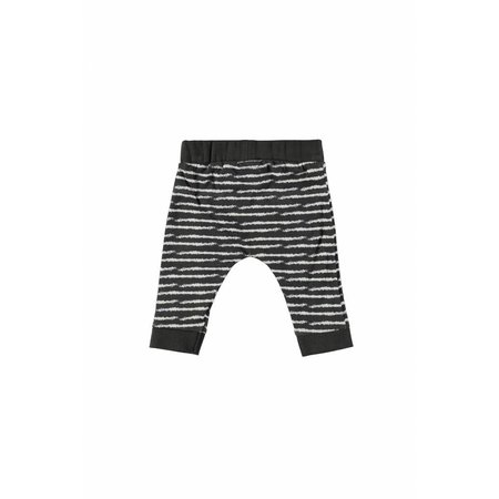 Bampidano Bampidano broekje with front pocket stripe grey stripe